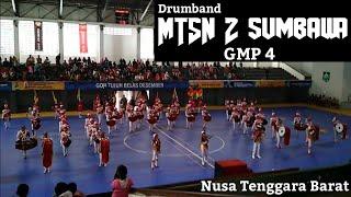 DrumBand MTsN 2 Sumbawa GMP4 2017