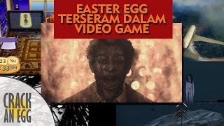 Download Video 5 Easter Egg Game PALING SERAM!! #POJOKMISTERI MP3 3GP MP4