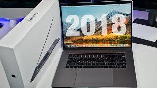 New MacBook Pro 15″ (2018) – Unboxing & Hands on!