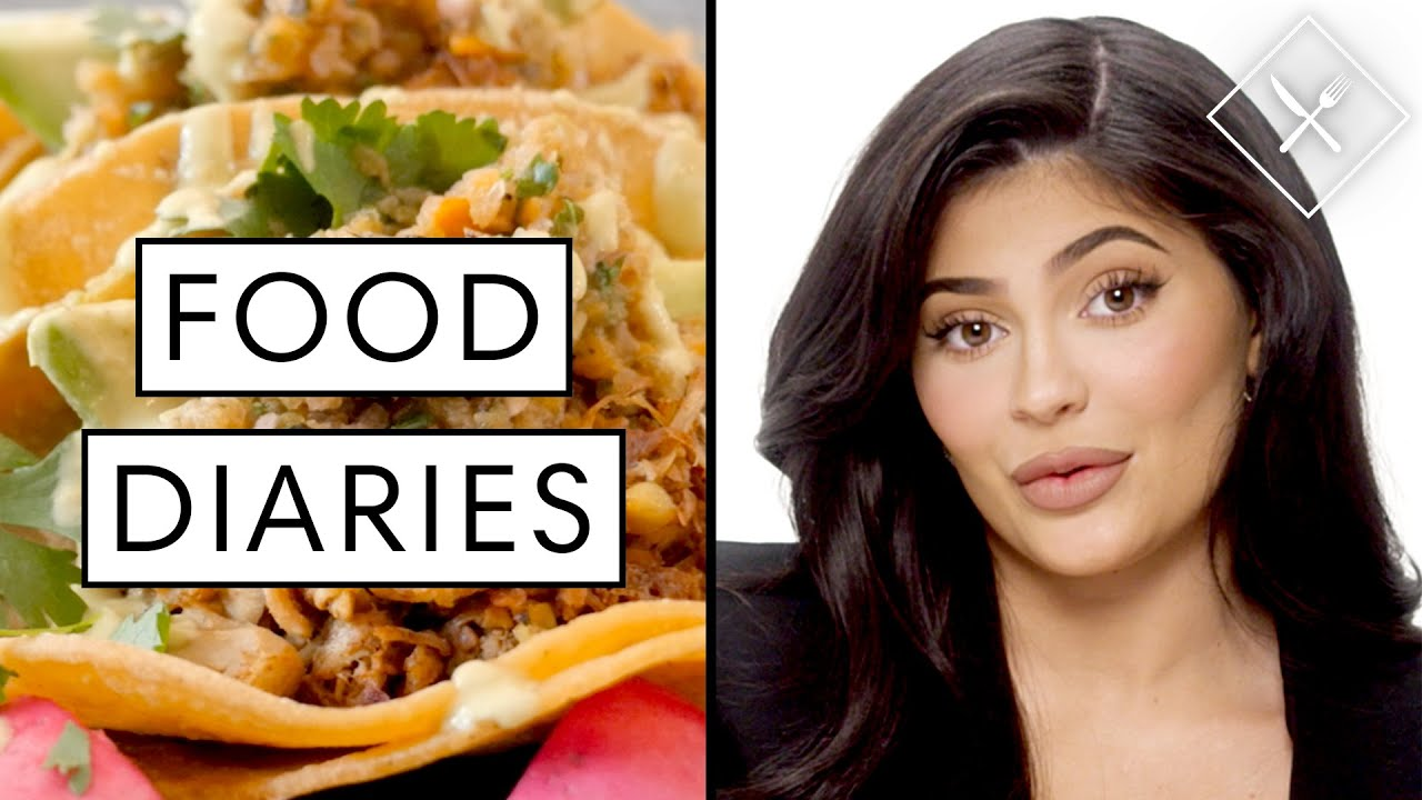 Everything Kylie Jenner Eats in a Day | Food Diaries: Bite Size | Harper's BAZAAR