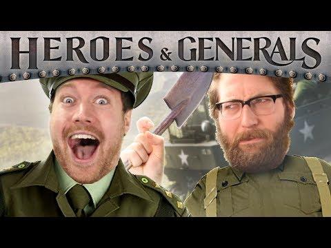 SHOVEL WARRIOR | Heroes & Generals