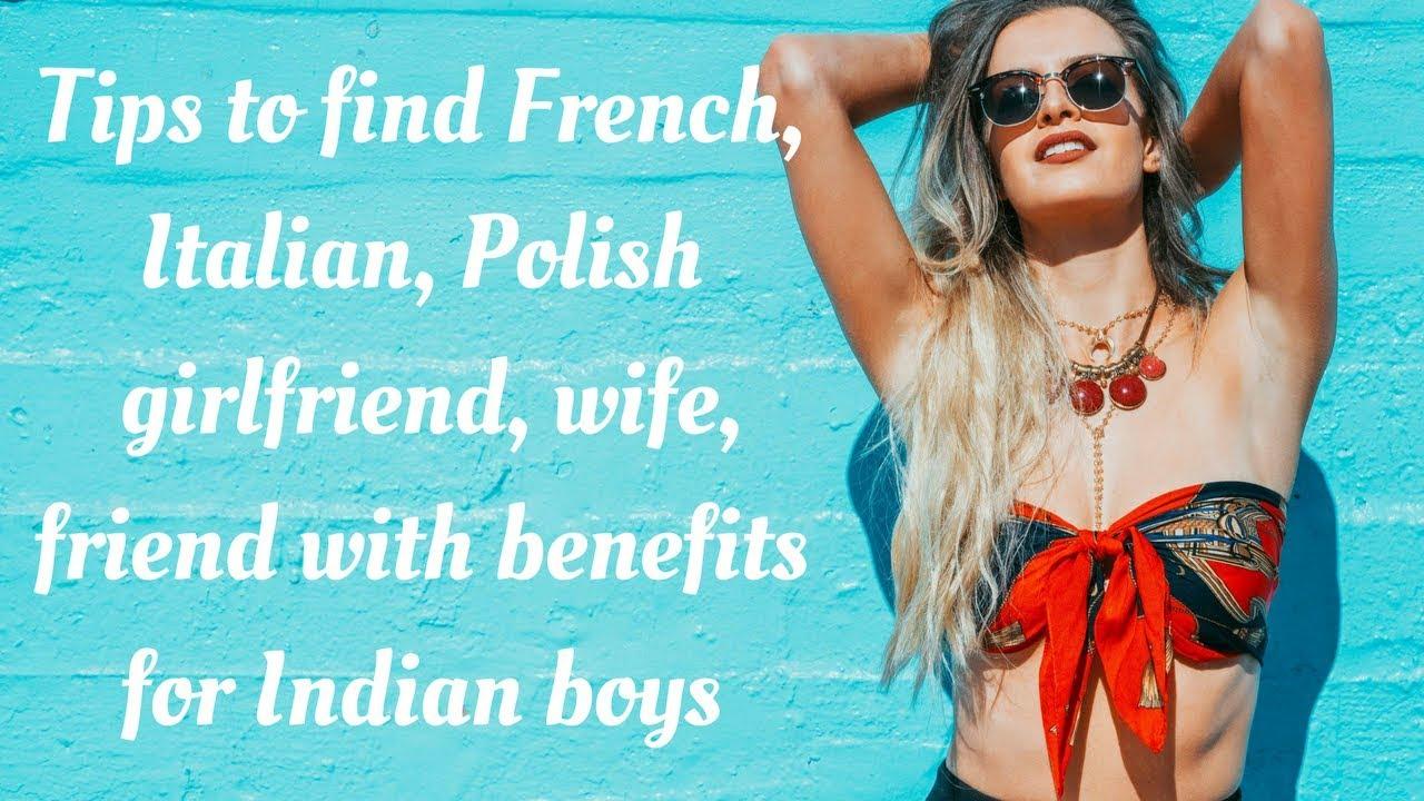 Find polish girlfriend