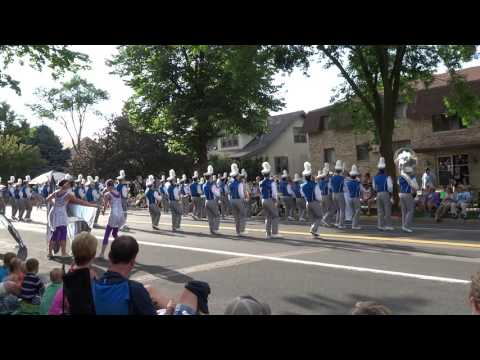 Winona Cotter high school marching ramblers 2016 part 2