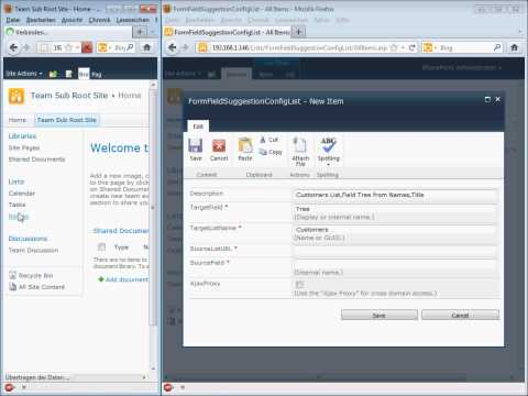 SharePoint 2010 Autocomplete Feature