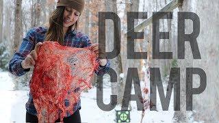 First Deer at Camp! (Plus Bonus Footage)