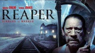 Biçici Reaper  Bilim Kurgu Filmi izle
