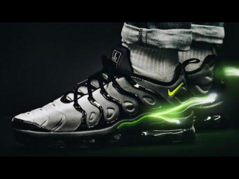 wholesale dealer 072dc c87a2 Nike Air Vapormax Plus 'Black Volt'| Sneaker Information
