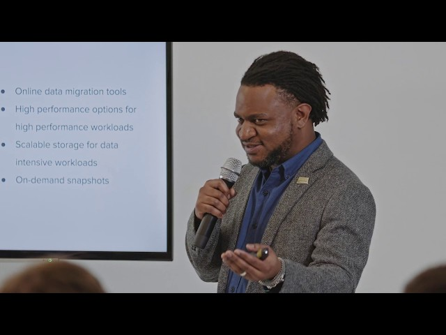 Hatch 101 Startup 101 Series: André Bearfield, Senior Product Manager at DigitalOcean