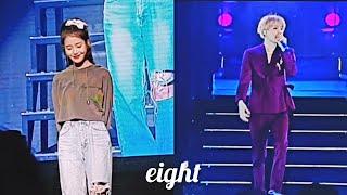 Download IU 아이유 - eight 에잇 feat Suga Live Performance Ver. fanedit
