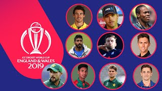Top 10 Leading Wicket Takers in ICC World Cup 2019 || Highest Wicket Taker in World Cup 2019 || EP-5