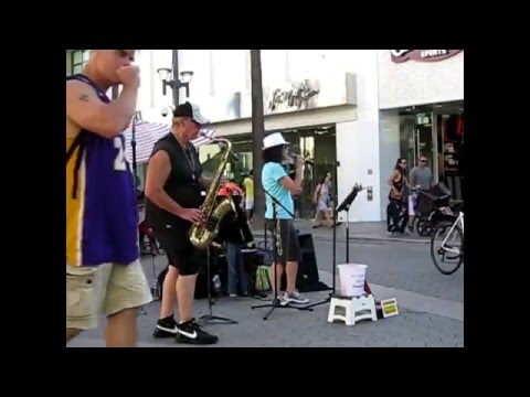Dr. Paul & Reisa (Love Ambassadors): Music, Love & Laughter on Third Street Promenade