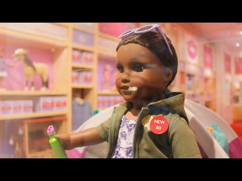 Visit To The American Girl Store - Tysons Corner