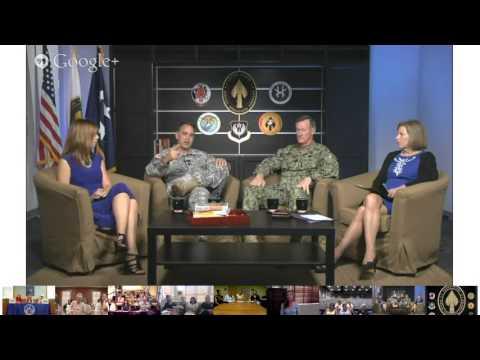 USSOCOM Virtual Town Hall, July 2013