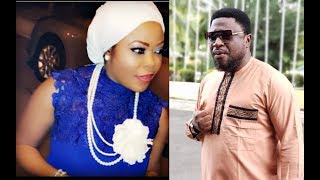 This is beautifulActor Femi Branch Surprise His Wife On Her Birthday As She Burst Into Tears