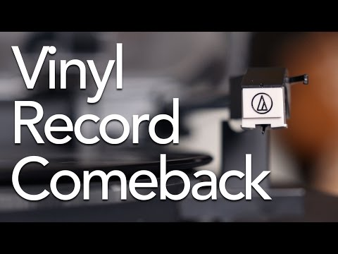 Vinyl Records Making a Comeback? | This Does Not Commute Podcast #25