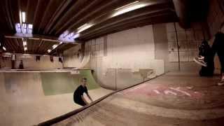 Stavanger Skate Jam 2014 Halfpipe & Best Trick
