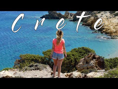 Greece Crete Summer 2018 | Travel Video | GoPro