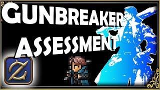FFXIV 5 0 GUNBREAKER Lv 80 IMPRESSIONS - Worth Your Time & Grind