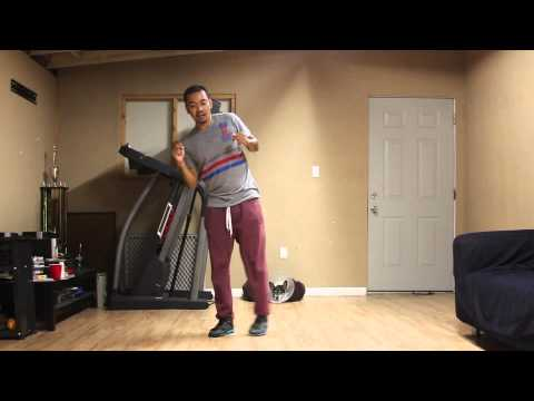 House Dance Tutorial - Scissors