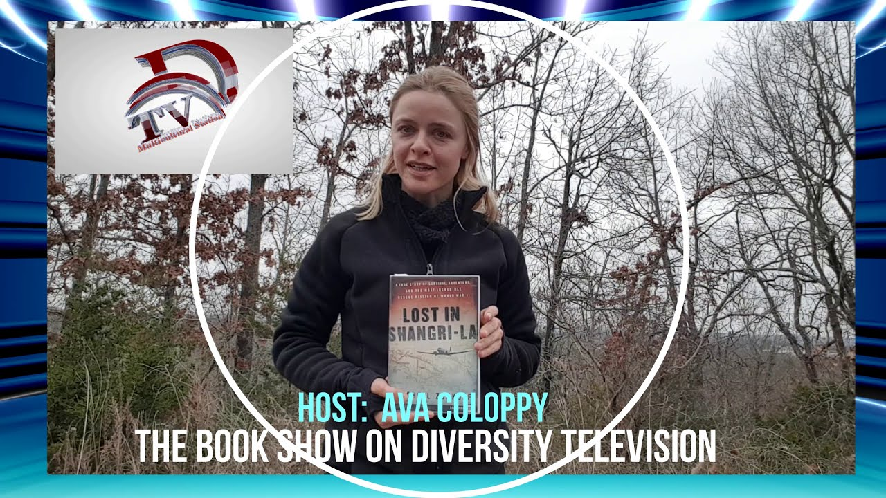 The Book Show on Diversity TV Ireland returns with Host Ava Collopy.