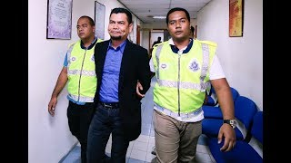 Jamal pleads not guilty to leaving country through illegal routes