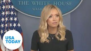 White House Press Secretary Kayleigh McEnany holds press briefing | USA TODAY