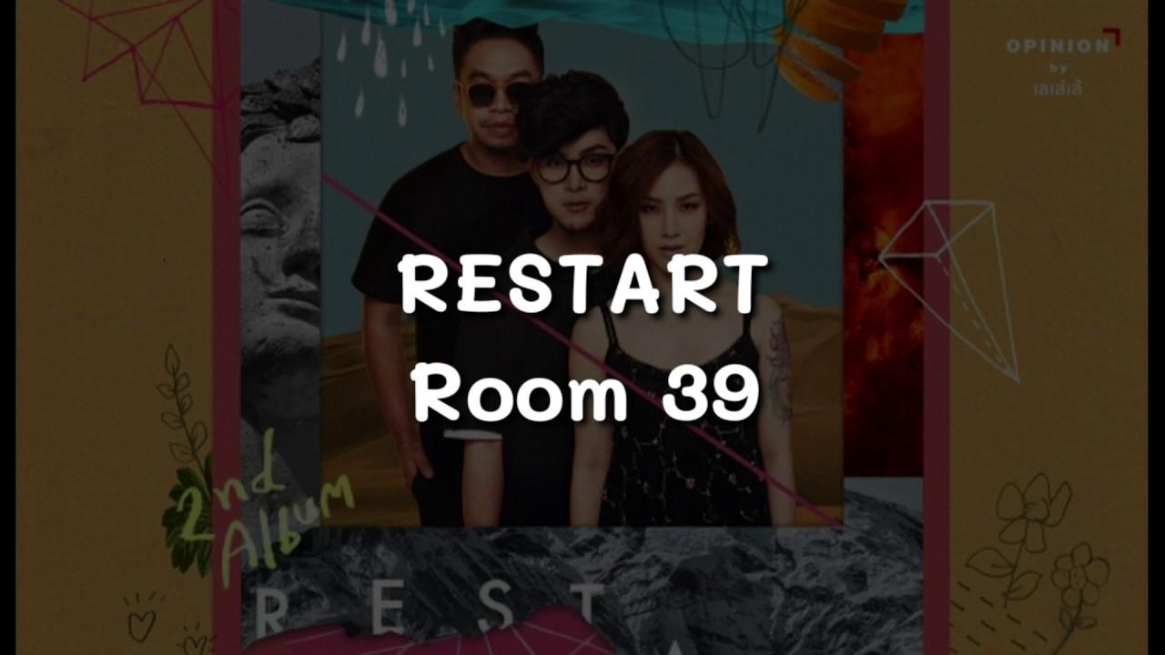 RESTART - ROOM39 (Lyric + Indosub Video) #Room39 #Restart