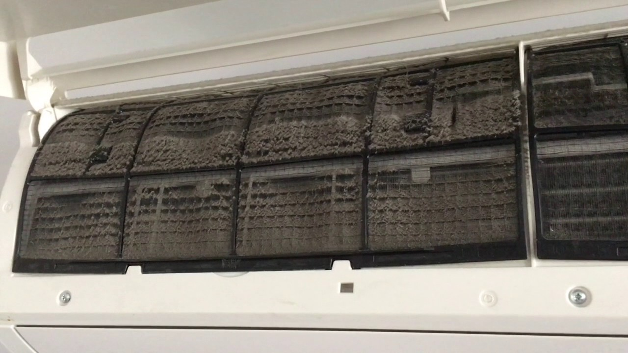How To Clean Filters For A Daikin Wall Mounted Split
