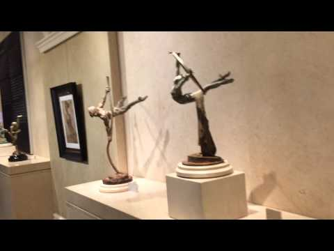 Richard MacDonald exhibition (Las Vegas)