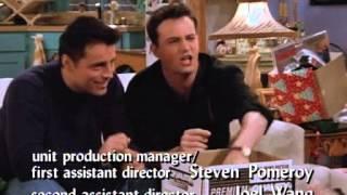 Joey & Chandler's Christmas Gifts