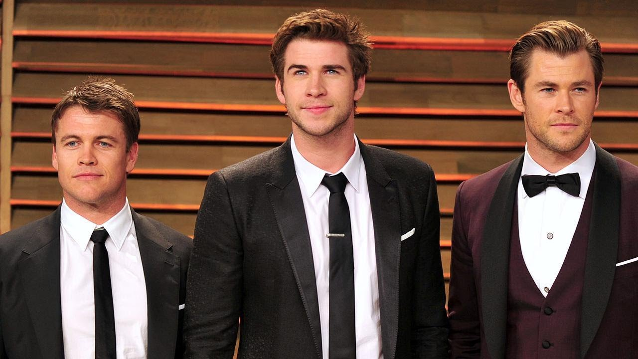 Luke Hemsworth Calls Out Brothers Chris and Liam for Not ...