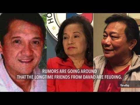 Floirendo denies plotting Speaker Alvarez