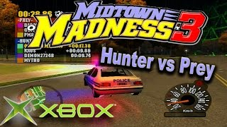 Midtown Madness 3: Hunter in the City | Original Xbox Game Night