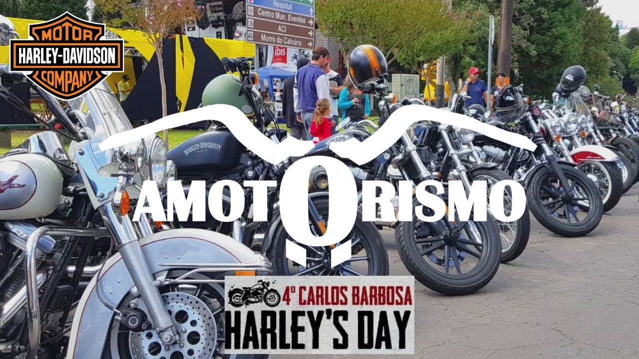 Harley's Day 2019 - Carlos Barbosa/RS - YouTube