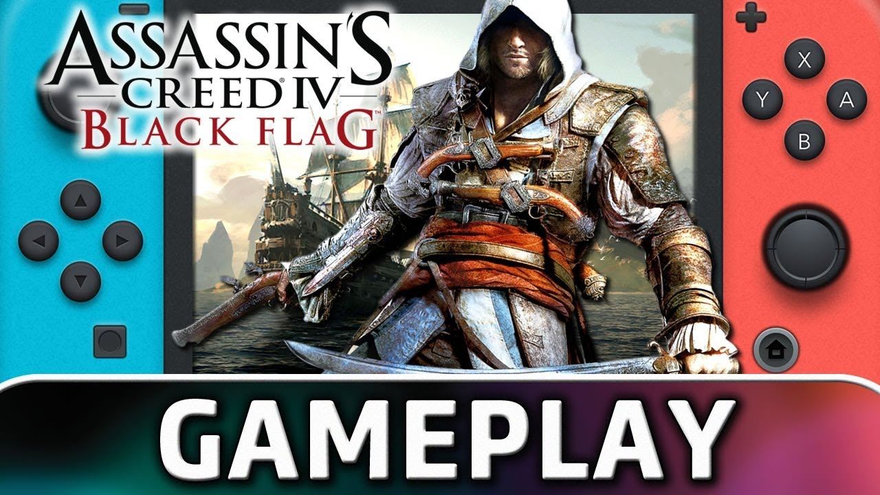 Assassin's Creed IV: Black Flag | First 20 Minutes onNintendo Switch