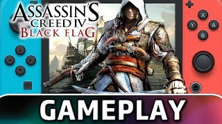 Assassin's Creed IV: Black Flag | First 20 Minutes on Switch
