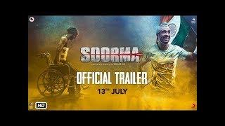 Soorma (2018) Movie Trailer   Hockey Legend Sandeep Singh's Story - Tickets at BookMyShow