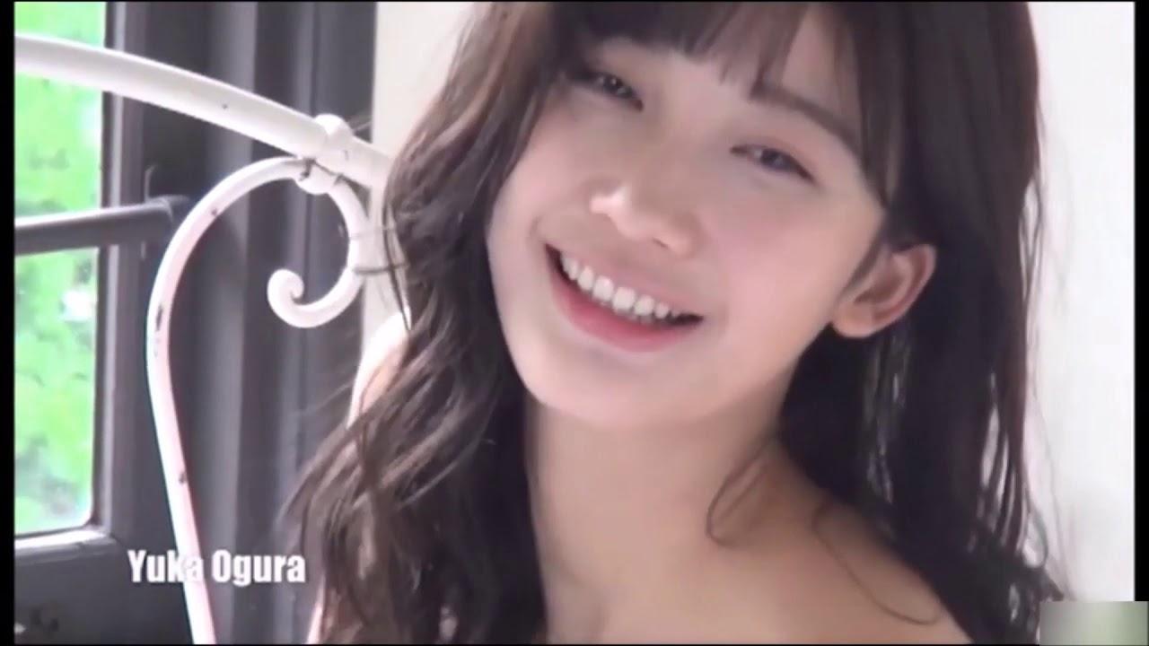Ogura Yuka 小倉優香 《YGグラビア撮影》 【2018年】 - YouTube