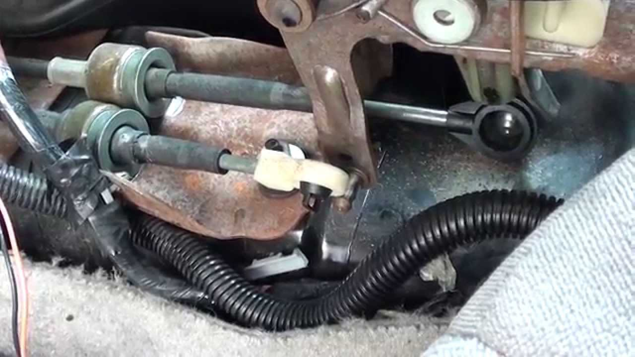 2002 cavalier engine diagram 7 pin round trailer plug wiring saturn s-series manual transmission shifter cable replacement - youtube