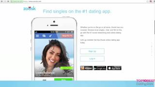 Zoosk Review: Features of Senior Online Dating Site