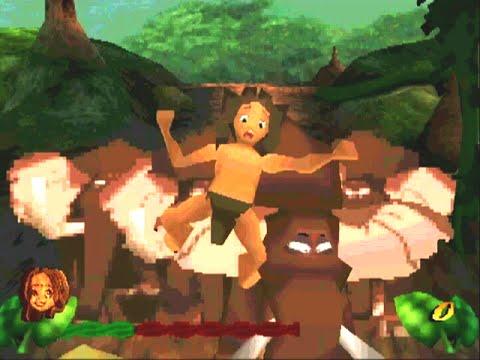 Game Over - Disney's Tarzan - Failure Compilation