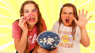 FIX THIS SLIME IN 5 MINUTES! Ms. Cillarini VS Maddy   JKrew
