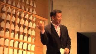問い続けるミッション: 岩田 松雄 at TEDxKeioSFC