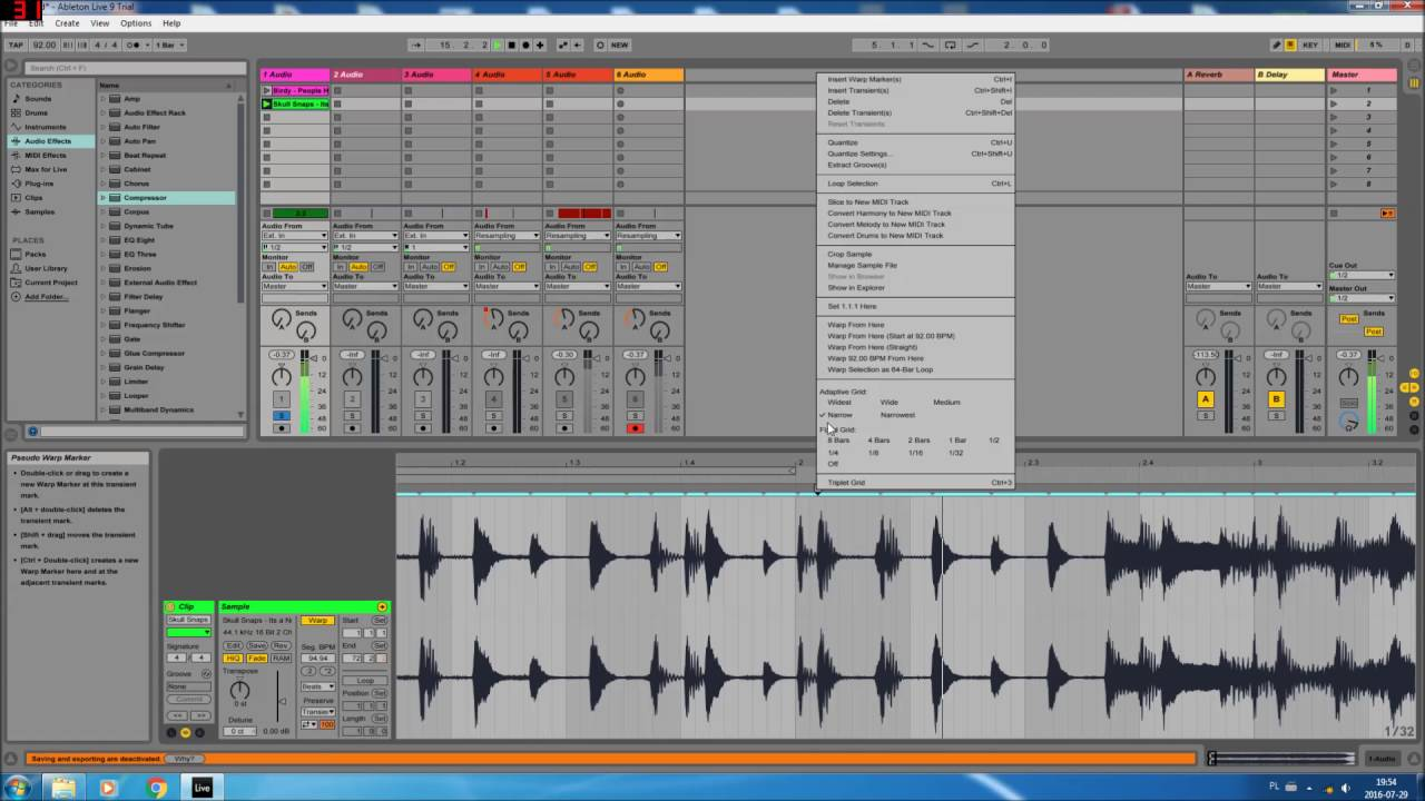Uppermost - Beautiful Light // Remake in Ableton Live [sample ...