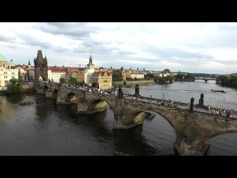 Czech Republic From Sky - Land of Stories - 4K Drone Video
