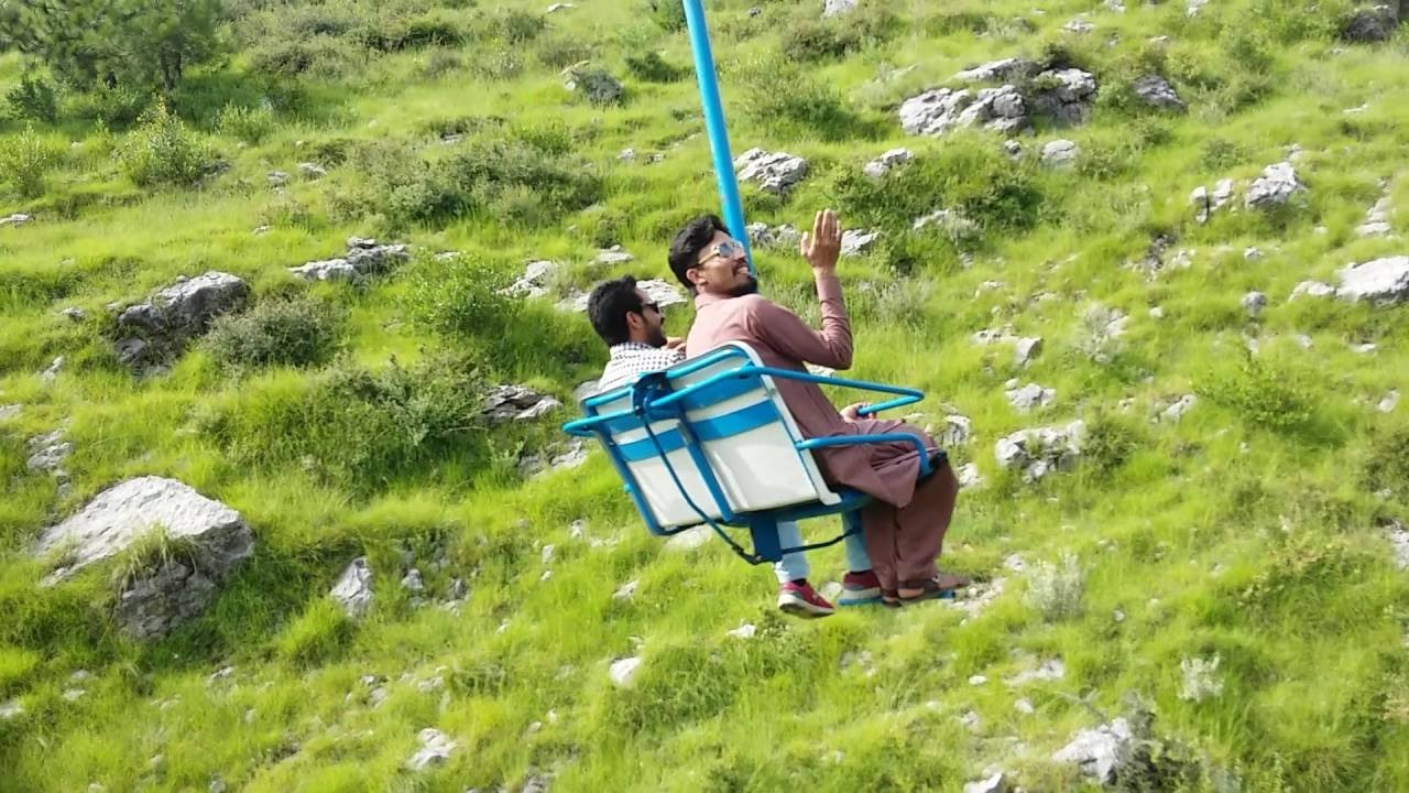 abbottabad chairlift youtube