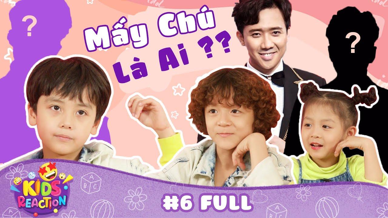 #6 Full: Thử Thách Đoán Tên Nghệ Sĩ | Trấn Thành, Sơn Tùng M-TP, Jack J97, BTS