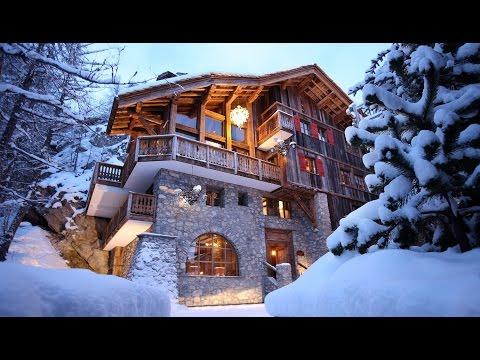 Chalet Le Rocher - Luxury Ski Chalet Val D'Isere, France