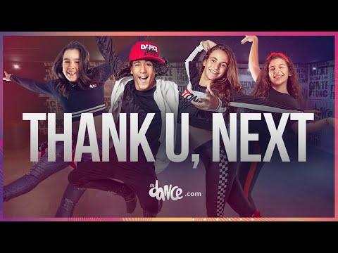 Thank U, Next - Ariana Grande | FitDance Teen/Kids (Coreografía) Dance Video