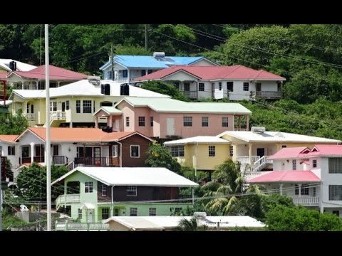 The Bold & Beautiful City :  St.Lucia